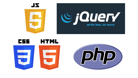 JQuery PHP CSS3 HTML5